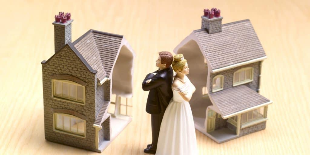 Divorce and Home Listings - David Mize