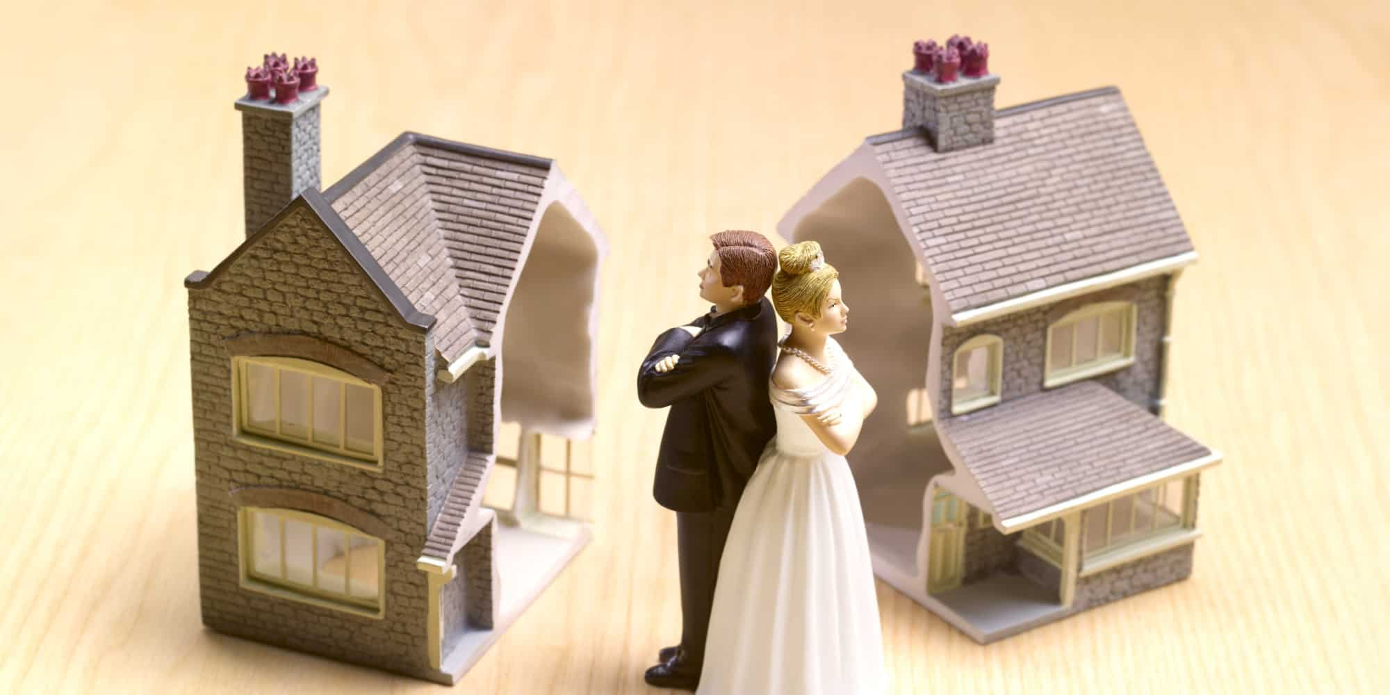 Divorce and Home Listings - David Mize
