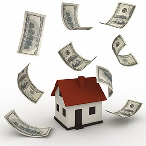 Money floating on home - David Mize Real Estate Broker