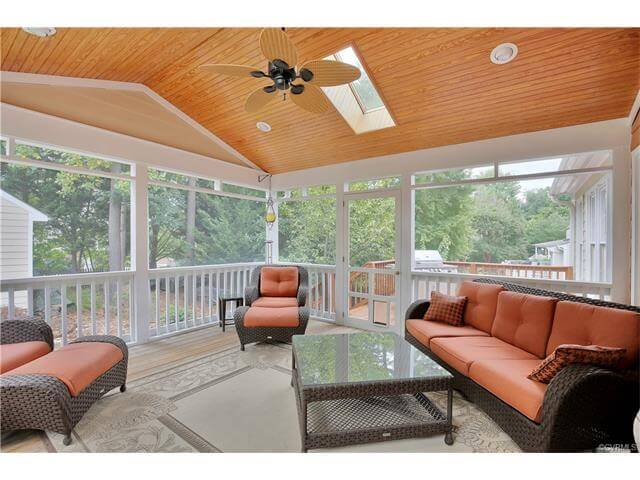 Sun Room - David Mize Real Estate Broker
