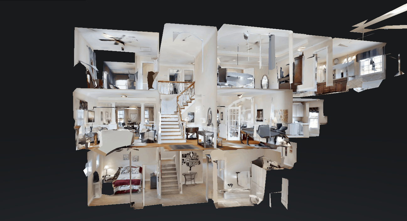Dollhouse Views - Matterport Makes Virtual Tours POP!
