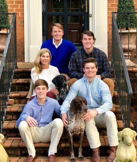 David Mize Family