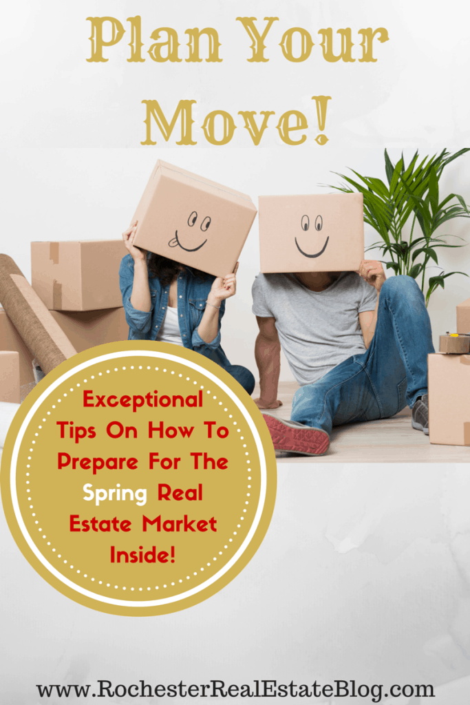 Begin Planning For Your Move