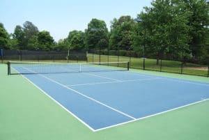 Wyndham Tennis Court