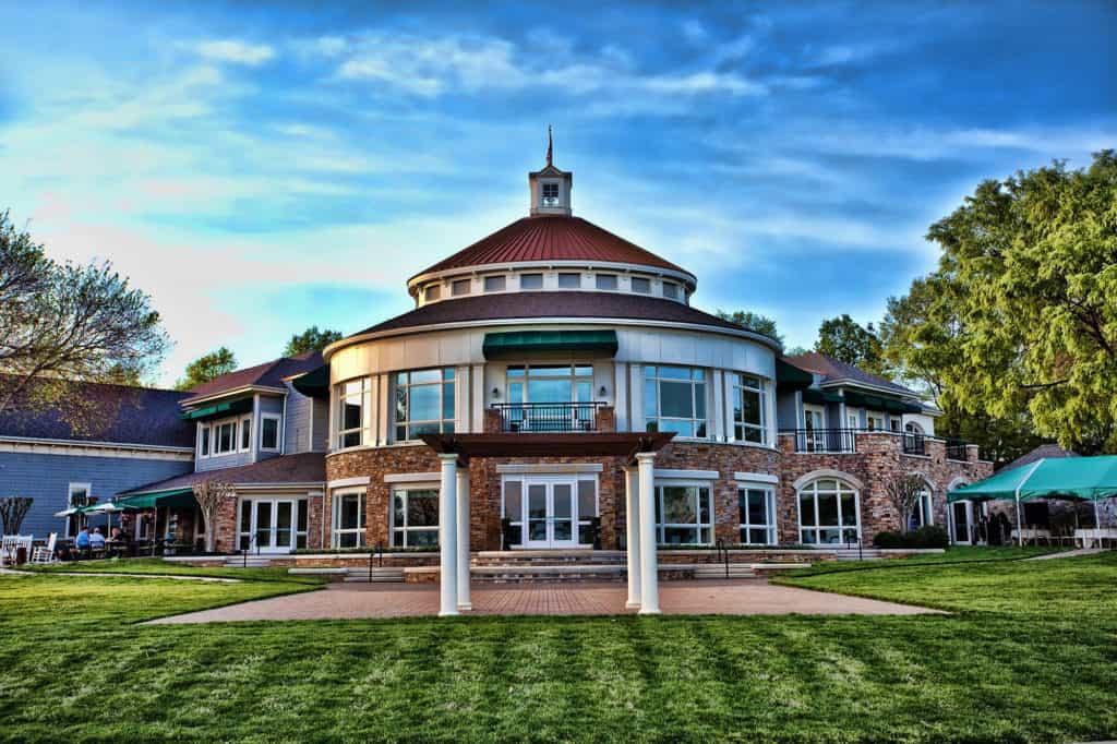 Wyndham - The Dominion Club House